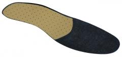 Resiflex Shock modèle femme gabarit étroit avec recouvrement EVA Semelles étroites, moulées résine 59-443