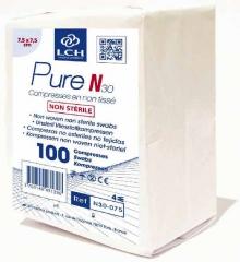 Pure N - Compresses en non tissé non Stériles  54-036