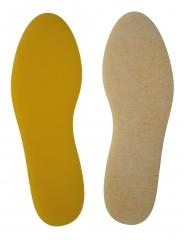 Plaque résine jaune  59-277