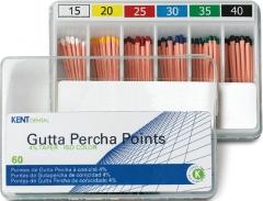 Pointes de Gutta ISO à conicité 4 et 6 %  16-428