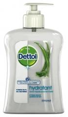 Savon liquide hydratant dettol  50-038