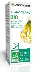 Huile essentielle Bio de Ylang Ylang N°34  58-112
