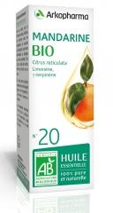 Huile essentielle BIO de Mandarine N°20  58-107