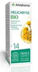 Huile essentielle Bio d Helichryse N°14  58-104