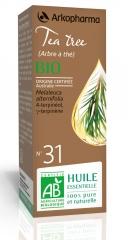 Huile essentielle Bio de Tea Tree N°31  58-111